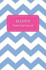 Ellen's Pocket Posh Journal, Chevron