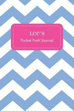 Lee's Pocket Posh Journal, Chevron