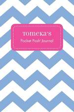 Tomeka's Pocket Posh Journal, Chevron