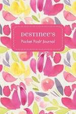 Destinee's Pocket Posh Journal, Tulip