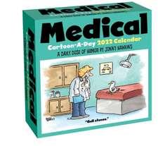 Medical Cartoon-A-Day 2022 Calendar