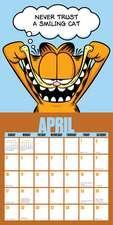 Garfield 2022 Wall Calendar