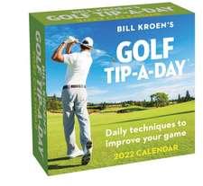 Bill Kroen's Golf Tip-A-Day 2022 Calendar