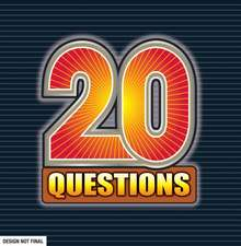 20 Questions 2022 Day-to-Day Calendar