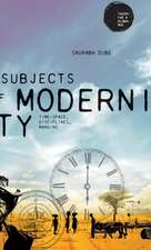 Subjects of Modernity