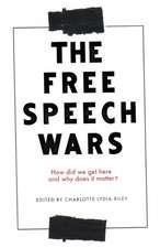 Free Speech Wars