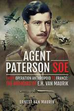 Agent Paterson SOE