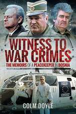 Witness to War Crimes