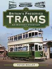 Britain's Preserved Trams
