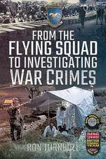 FROM THE FLYING SQUAD TO INVESTIGATING W