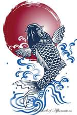 Japanese Carp Fish Workbook of Affirmations Japanese Carp Fish Workbook of Affirmations