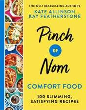 Pinch of Nom Comfort Food