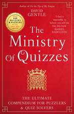 MINISTRY OF QUIZZES