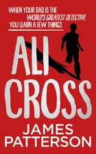 Patterson, J: Ali Cross