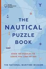 Nautical Puzzle Book