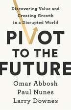 Nunes, P: Pivot to the Future