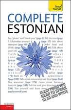 Kitsnik, M: Complete Estonian
