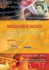 Modelacion de Riesgos (Tercera Edicion, Vol. 2)