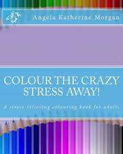 Colour the Crazy Stress Away!