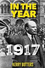 In the Year 1917.