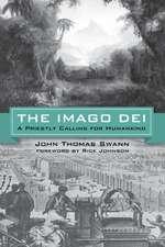 The Imago Dei
