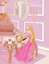 Livro Para Colorir de Princesa 1