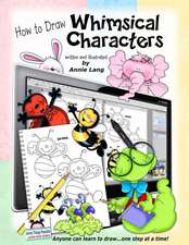 How to Draw Whimsical Characters