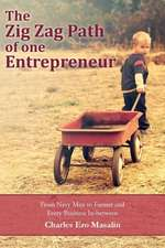 The Zig Zag Path of One Entrepreneur