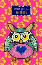 "Random Jottings Notebook- ""Tinker"""