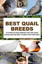 Best Quail Breeds