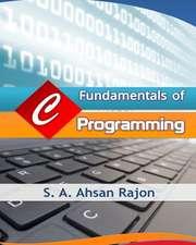 Fundamentals of C Programming