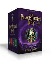 The Blackthorn Key Cryptic Collection Books 1-4: The Blackthorn Key; Mark of the Plague; The Assassin's Curse; Call of the Wraith