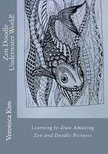 Zen Doodle Underwater World!