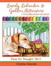 Lovely Labrador and Golden Retrievers