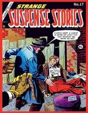 Strange Suspense Stories #17
