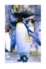 Pedez the Penguin and the Magic Ice Tray