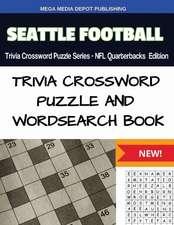 Seattle Football Trivia Crossword Puzzle Series - NFL Quarterbacks Edition