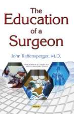 Education of a Surgeon