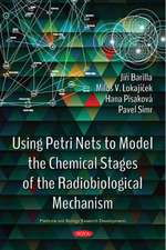 Using Petri Nets to Model the Chemical Stages of the Radiobiological Mechanism