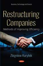 Restructuring Companies