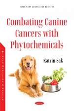 Combating Canine Cancers with Phytochemicals