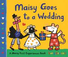 Maisy Goes to a Wedding: A Maisy First Experiences Book
