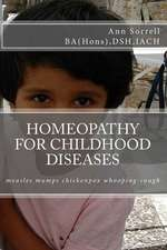 Homeopathy for Childhood Diseases
