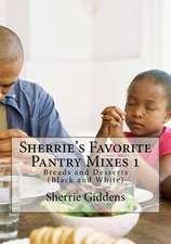 Sherrie's Favorite Pantry Mixes 1