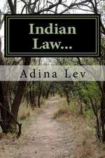 Indian Law...