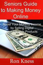 Senior's Guide to Making Money Online