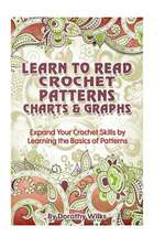 Learn to Read Crochet Patterns, Charts, and Graphs