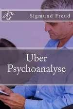 Uber Psychoanalyse