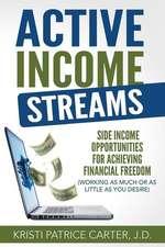 Active Income Streams