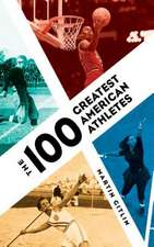 100 GREATEST AMERICAN ATHLETESCB